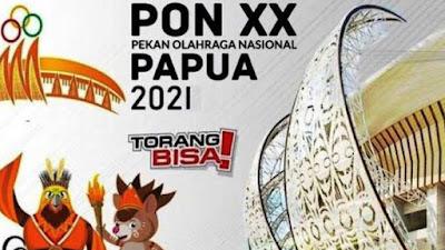 """Makna di Balik """"Torang Bisa!"""" dan Maskot PON Papua"""