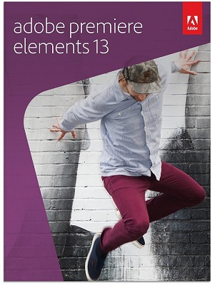 Adobe Premiere Elements Full v13.1 Türkçe