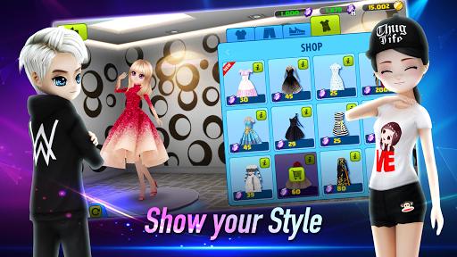 AVATAR MUSIK WORLD - Social Dance Game 0.7.3 screenshots 4