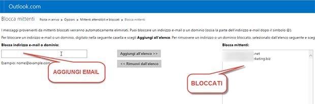 bloccare-mittenti-outlook