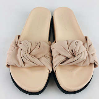 **SALE** Rebecca Minkoff Leather Slides