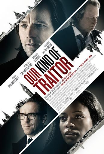 Ένας προδότης ανάμεσά μας (Our Kind of Traitor) Poster