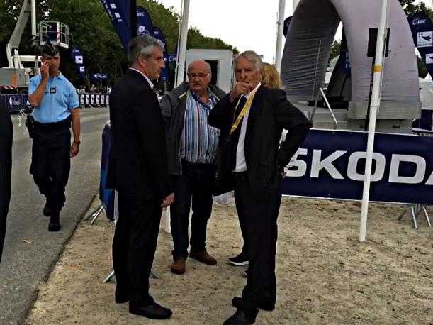Championnats d'Europe de cyclisme sur route le 18 septembre 2016 à Plumelec