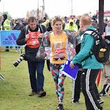 OIC - ENTSIMAGES.COM - Ashley James at the  Virgin Money London Marathon on Blackheath in London, England. 24th April 2016 Photo Mobis Photos/OIC 0203 174 1069