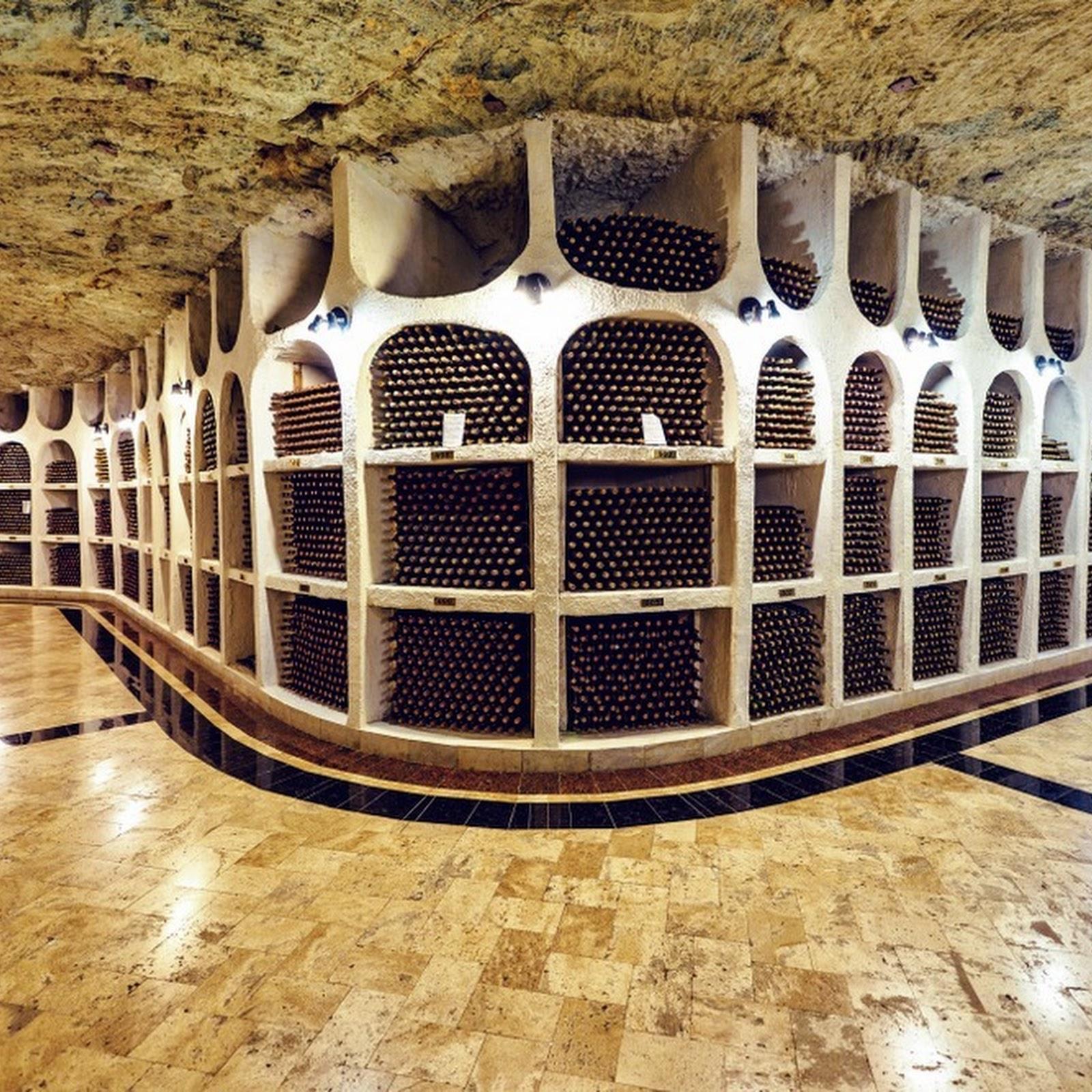 Moldova's Underground Wine City