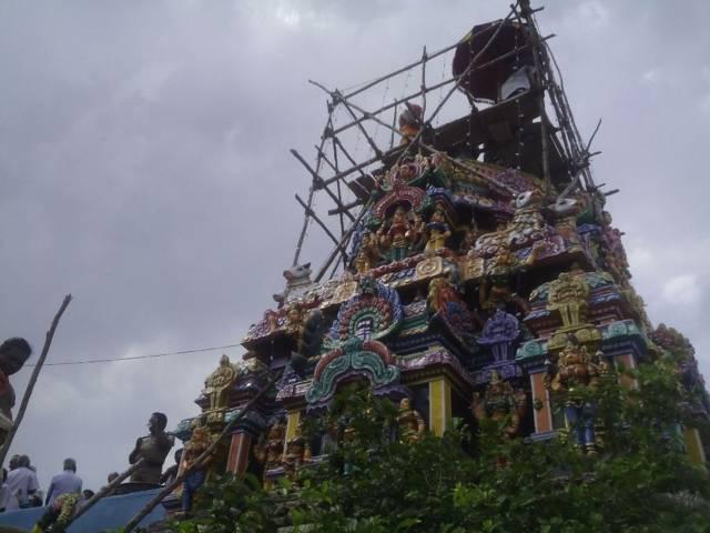 Sri Vadamoolanathar Temple, Thiruppazhuvur, Ariyalur - 275 Shiva Temples
