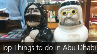 Top 15 Things to do in Abu Dhabi