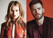¿La Cenicienta y Capitán América enamorados? Lily James y Chris Evans son la nueva pareja del momento