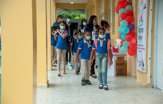 Comienza hoy año escolar 2021-2022 repleto de desafíos
