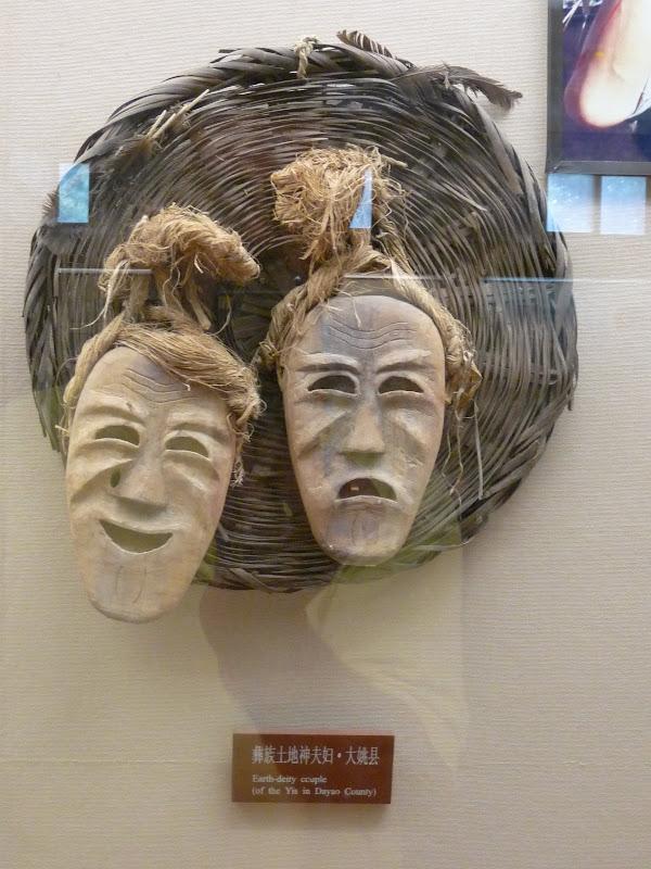 CHINE.YUNNAN.KUN MING Temple, jardin horticole,Musée des minorites - P1270441.JPG