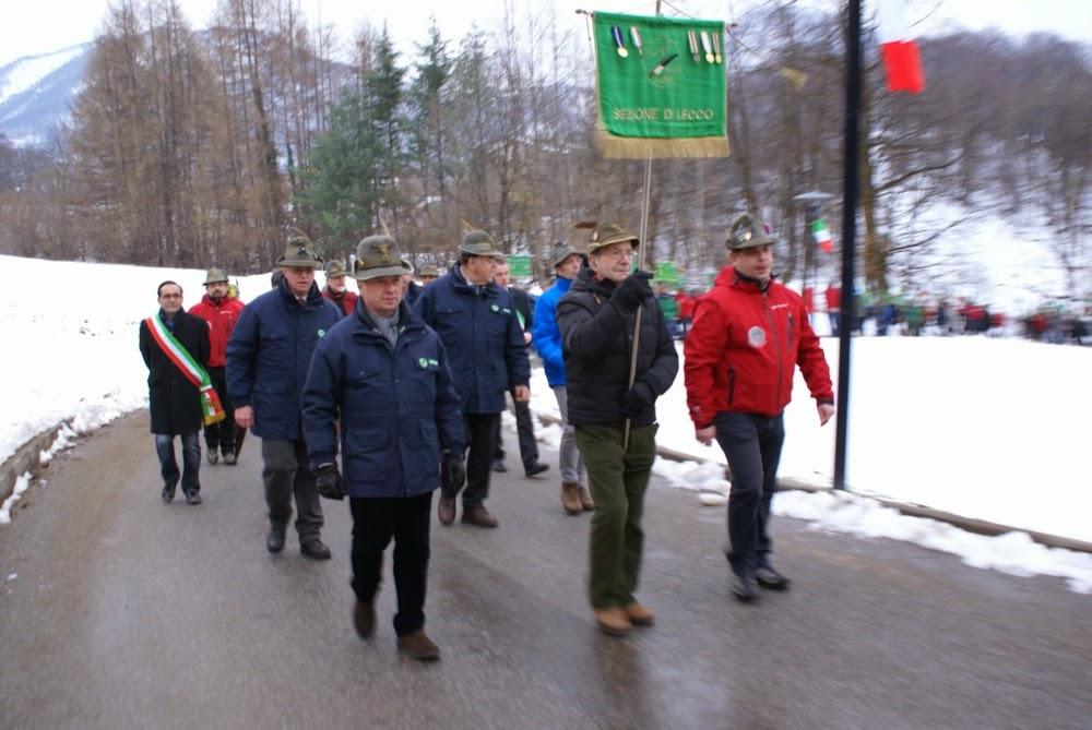 Campionato Nazionale ANA sci di fondo Piani di Bobbio - Campionati%2BNazionali%2BANA%2BBarzio%2Bapertura%2B38.JPG