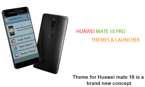 Launcher & Theme for Huawei Mate 10 Pro 1.2
