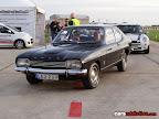 Black Ford Capri mk1 facelift