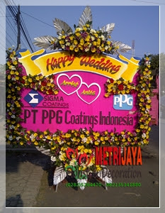 Happy Wedding dari PT. PPG Coating Indonesia