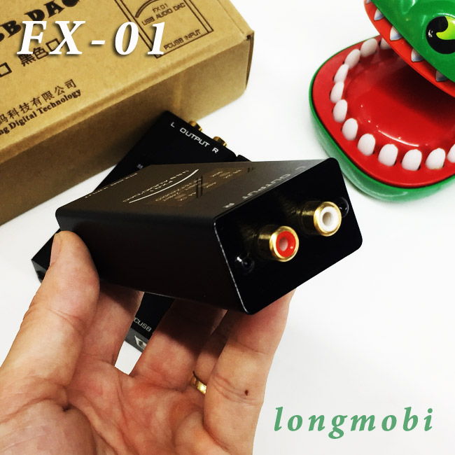 USB DAC FX 01