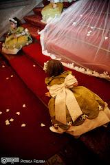 Foto 1419. Marcadores: 15/05/2010, Casamento Ana Rita e Sergio, Daminhas Pajens, Rio de Janeiro