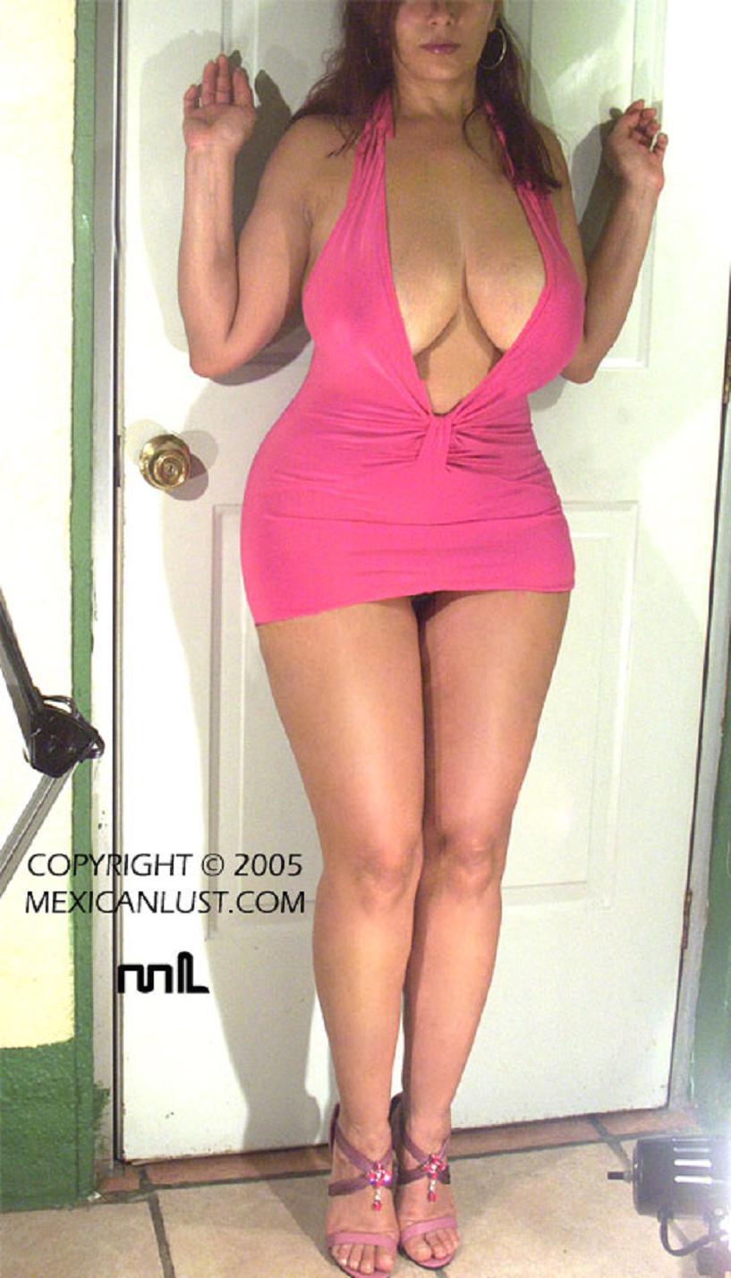 big pink ass