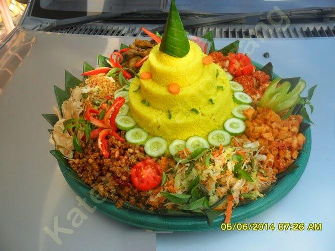 Nasi Tumpeng Gading Serpong