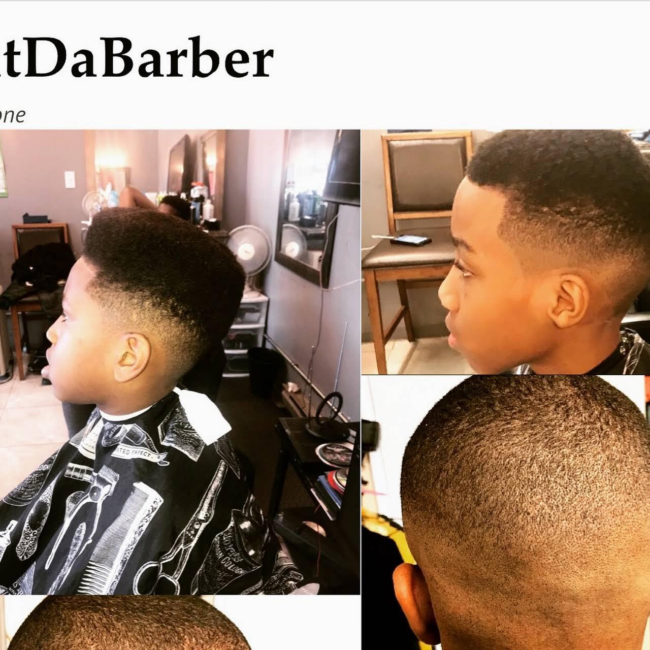 Pit Da Barber - Ask for Me - Barber Shop in Hampton