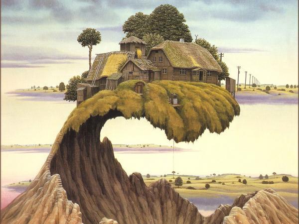 Weird Lands Of Dream 13, Magical Landscapes 6