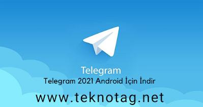 Telegram İndir APK 2021