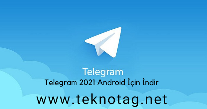 Telegram Apk İndir 11.01.2021 Güncel