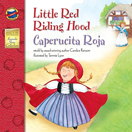 Text Books - Little Red Riding Hood, Grades PK - 3: Caperucita Roja (Keepsake Stories) (English and Spanish Edition)