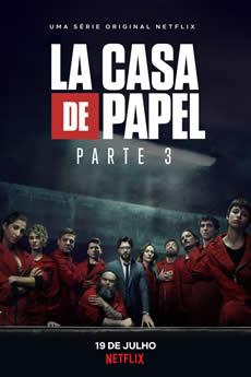 Baixar Série La casa de papel 3ª Temporada Torrent Grátis