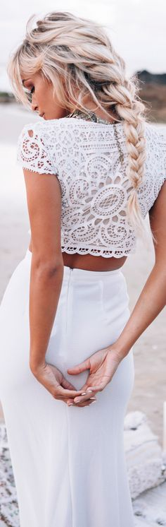 all white outfit ideas for summer 2016