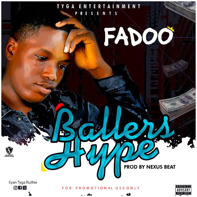 [Music] Fadoo - Ballers Hype (Prod. By Nexus)