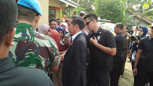 Inilah Giat Presiden Jokowi di Karawang