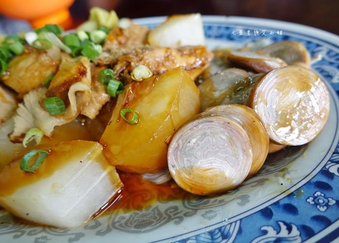 11 北大荒 超大水餃 滷味 南港美食