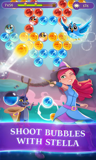 Bubble Witch 3 Saga 4.12.4 screenshots 1