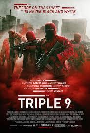 Watch Triple 9 BluRay