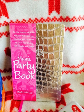 Mums Office Party Book