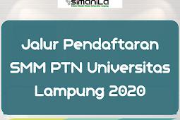 Informasi Pendaftaran SMM PTN-BARAT 2020 dan Tatacara Mendaftarnya