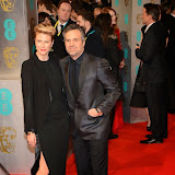 OIC - ENTSIMAGES.COM -  Sunrise Coigney and Mark Ruffalo at the EE British Academy Film Awards (BAFTAS) in London 8th February 2015 Photo Mobis Photos/OIC 0203 174 1069