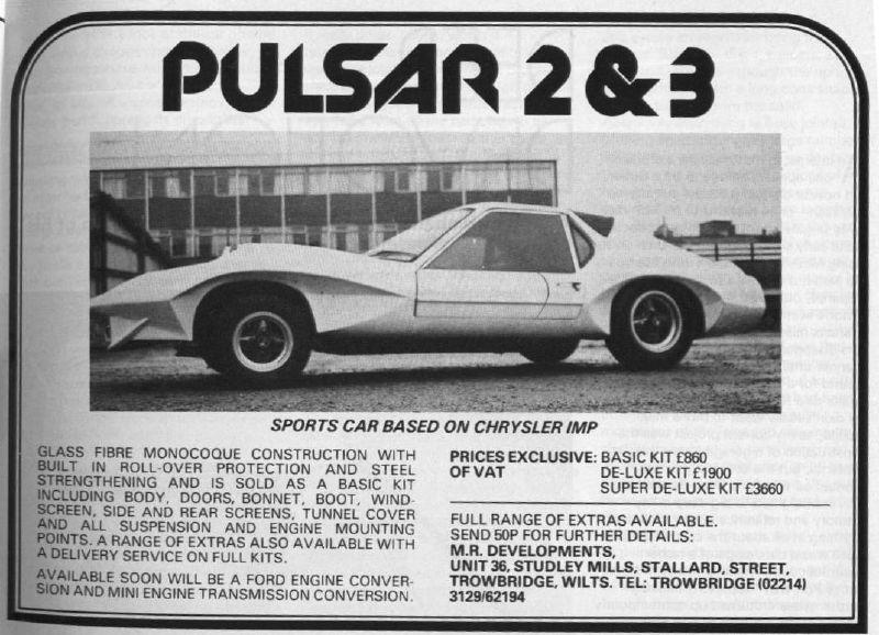 Pulsar [1]