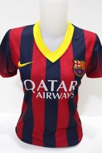 Jual Jersey Cewek Barcelona Home 2014