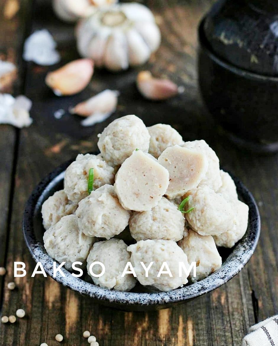 Resep Bakso Daging Sapi : resep, bakso, daging, Resep, Membuat, Bakso, Ayam,, Solusi, Nikmat, Tidak, Daging, Sumber78.Com