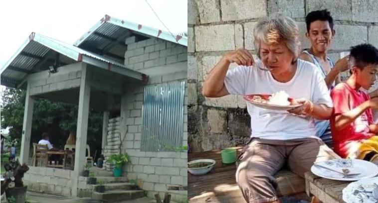 Bahay ng napatay na mag-inang Sonia at Frank Gregorio natapos ng gawin, tatay Florentino isiniwalt na ito ang Dream House ni Sonia