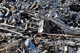 do you have scrap metal lying around