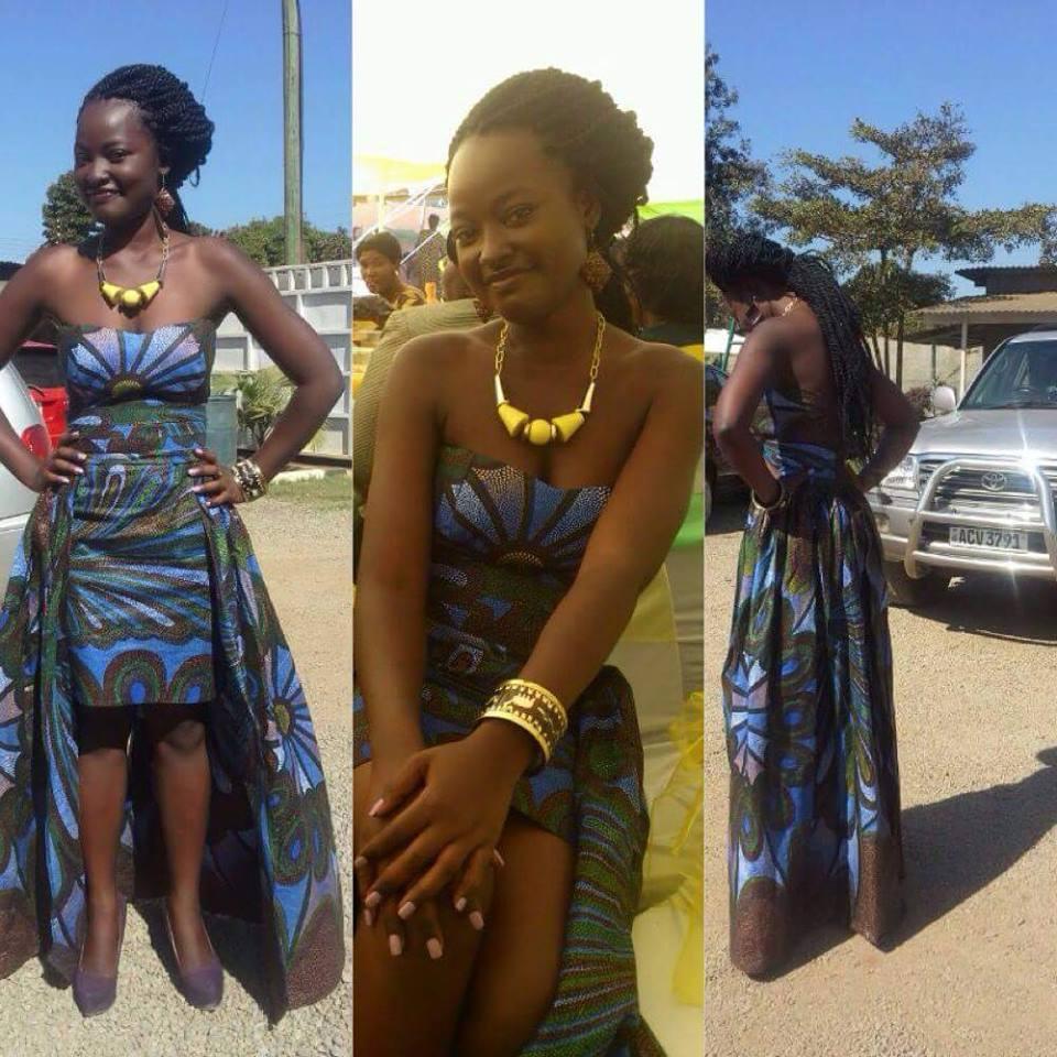 Zambian Chitenge Designs Outfits 2017