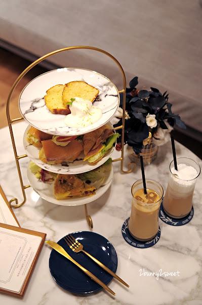 Chubby Bird County 茶彼鳥~低調奢華的古典歐風裝潢 x 精緻美味早午餐&英式三層下午茶~捷運南京三民站、長壽公園旁的高質感網美咖啡廳