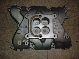 401-425 intake, came on most 1964-66 engines. The 1959-63 intake is a little different but they interchange. Call