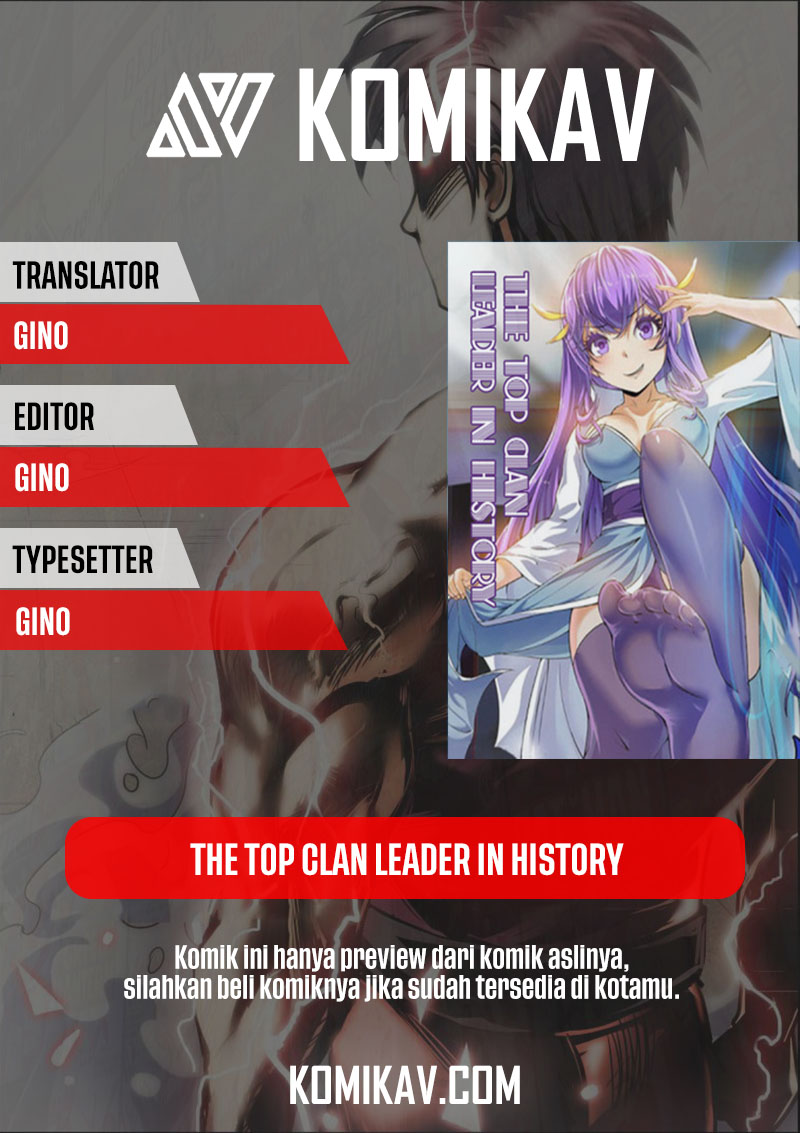 The Top Clan Leader In History: Chapter 44 - Page 1