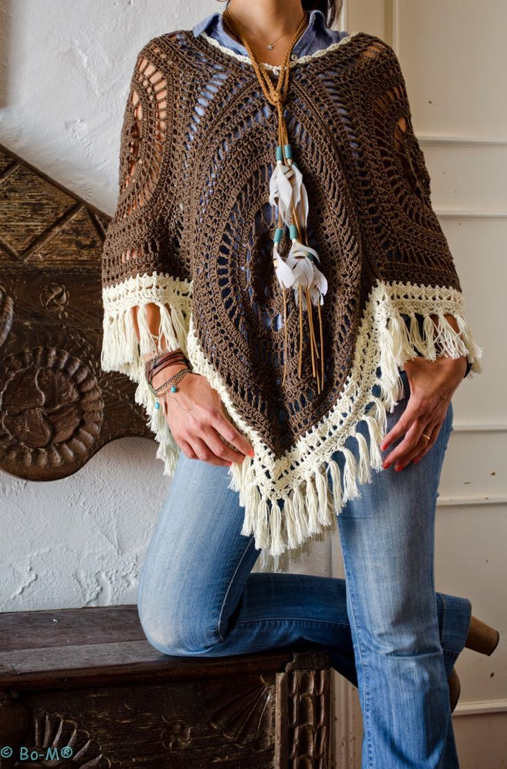 THE BEST PONCHOS FOR PRETTY SOUTH AFRICAN LADIES IN WINTER SESSION 4