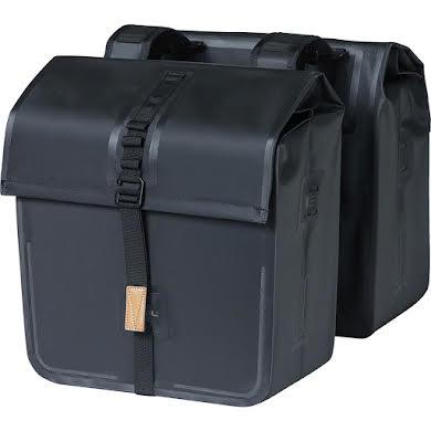 Basil Urban Dry Double Panner - 50L Black