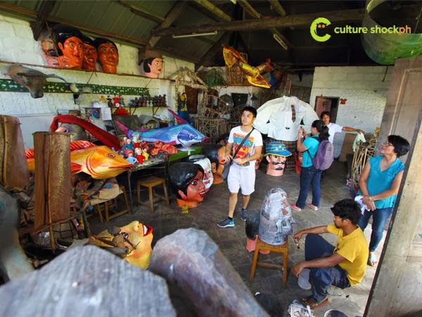 Angono Art Tour Philippines Higantes