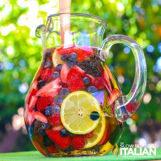 Easy Sangria Recipe (Berry) + Video